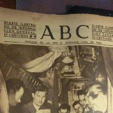 Militaria: ABC 20 DE SETIEMBRE DE 1942.GUERRA MUNDIAL.. Lote 194516282