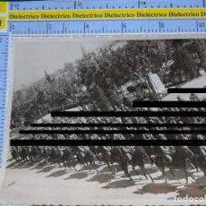 Militaria: FOTO FOTOGRAFÍA MILITAR AÑO 1955. ESCUADRÓN DE CABALLERÍA. 2791. Lote 194523363