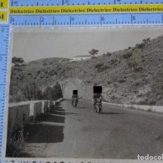 Militaria: FOTO FOTOGRAFÍA. GUARDIA CIVIL. AGENTES MOTORIZADOS DE TRÁFICO. MONTES DE MÁLAGA, KM23 MIRADOR. 2799. Lote 194524431