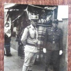 Militaria: REGULAR DEL SAHARA - MILITAR ESPAÑOL. Lote 194557887