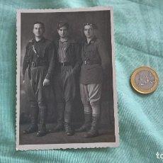 Militaria: REQUETES..GUERRA CIVIL..FOTO..CARLISTAS.. Lote 194600965