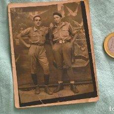 Militaria: FOTO CARLISTAS..GUERRA CIVIL..REQUETE... Lote 194603713