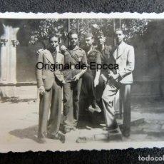 Militaria: (JX-200273)FOTOGRAFÍA DE SOLDADOS Y FALANGISTAS , GUERRA CIVIL , PALMA DE MALLORCA .. Lote 194607040