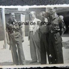 Militaria: (JX-200274)FOTOGRAFÍA DE SOLDADOS Y FALANGISTAS , GUERRA CIVIL , PALMA DE MALLORCA .. Lote 194607257