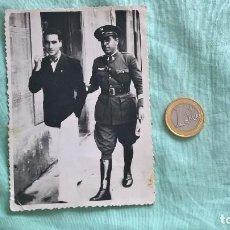 Militaria: SARGENTO REPUBLICA..ALAS AVIACION EN PECHO.. Lote 194655545