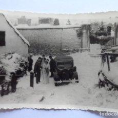 Militaria: BODA SOLDADO WEHRMACHT. Lote 194707575