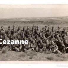Militaria: SOLDADOS ESPAÑOLES. SERVICIO MILITAR. 7 X 9 CM.. Lote 194722062