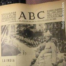 Militaria: ABC 14 DE MAYO DE 1942 GUERRA MUNDIAL.. Lote 194734850