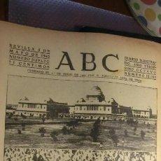 Militaria: ABC 5 DE MAYO DE 1942..GUERRA MUNDIAL.. Lote 194736055