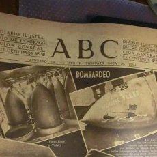 Militaria: ABC 31 DE MAYO DE 1942..GUERRA MUNDIAL.. Lote 194736360