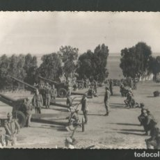 Militaria: ANTIGUA FOTOGRAFIA MILITAR MANIOBRAS. Lote 194920671