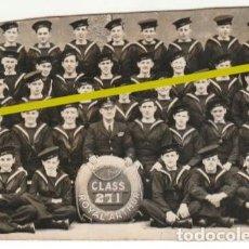Militaria: MARINOS DEL ROYAL ARTHUR BOTADO EN 1914 EN 1939 LO UNDE EL U 47 ALEMAN MURIENDO 833 SOLDADOS -D-26. Lote 195001380