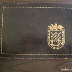 Militaria: GIRONA-DIVISION INFANTERIA INMORTAL GERONA-AÑO 1965-CATALOGO CON FOTOS Y FIRMAS-VER FOTOS-(V-19.127). Lote 195140011