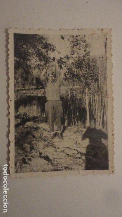 ANTIGUA FOTOGRAFIA DE MILITAR.JOSE.CAPILEIRA.GRANADA GUERRA CIVIL 1937 (Militar - Fotografía Militar - Guerra Civil Española)