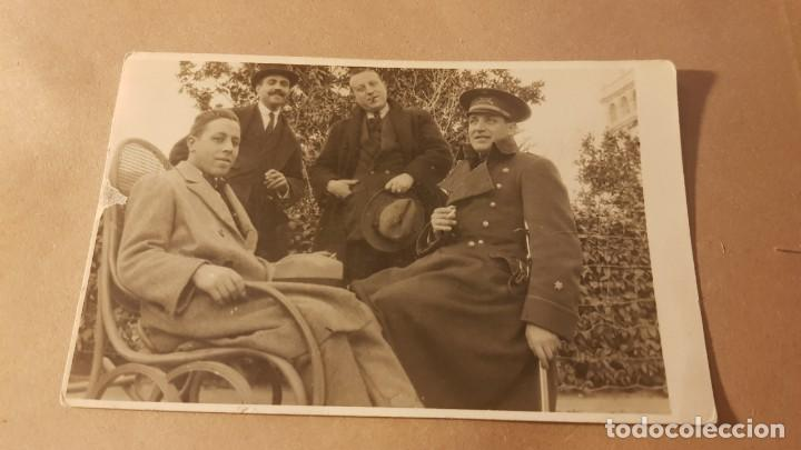 FOTOGRAFÍA ALFÉREZ EJÉRCITO ESPAÑOL. AÑOS 20. TARJETA POSTAL (Militar - Fotografía Militar - Otros)
