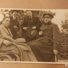 Militaria: FOTOGRAFÍA ALFÉREZ EJÉRCITO ESPAÑOL. AÑOS 20. TARJETA POSTAL. Lote 195209986