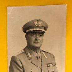 Militaria: MILITAR. FOTOGRAFÍA MILITAR ITALIANO DEL ESTADO MAYOR. MEDIDAS: 14 X 9,5 CM., (H.1950?). Lote 195319858