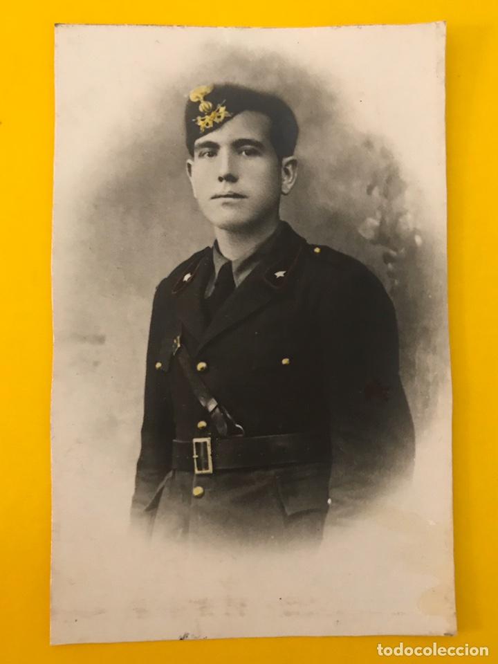 MILITAR, ITALIA, FOTOGRAFÍA ANTIGUA. CAMISA NEGRA DEL PERÍODO FASCISTA DE MUSSOLINI. (H.1940?) (Militar - Fotografía Militar - II Guerra Mundial)