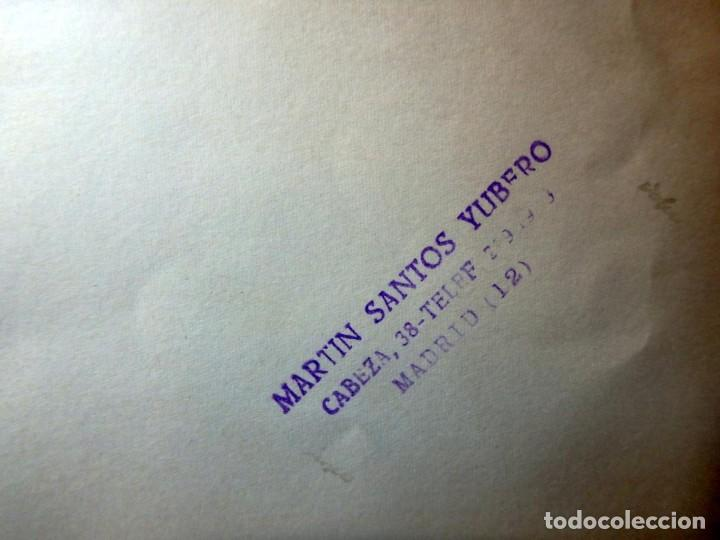Militaria: (JX-200258)Fotografía de D.Francisco Franco,Jefe del Estado Español,saluda a D.LUYS DE SANTA MARINA - Foto 4 - 195347531
