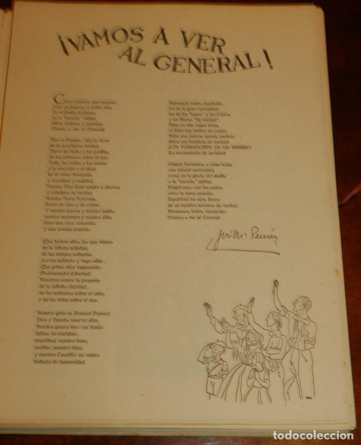 Militaria: FORJADORES DE IMPERIO. Presentados por José M.ª Pemán y Federico García Sanchiz. - JALON, Angel. COM - Foto 3 - 195367272