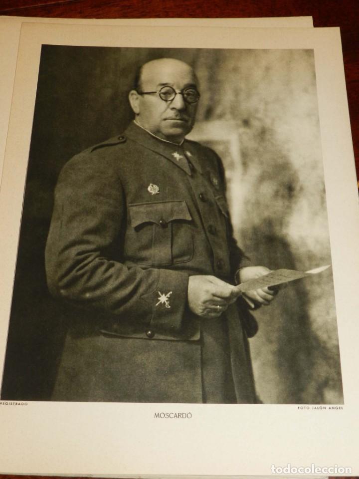 Militaria: FORJADORES DE IMPERIO. Presentados por José M.ª Pemán y Federico García Sanchiz. - JALON, Angel. COM - Foto 7 - 195367272