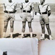Militaria: LEGION ESPAÑOLA,TERCIO. SAHARA ESPAÑOL,10 FOTOGRAFIAS LEGIONARIOS EN CAMPAMENTO MILITAR AÑOS60,AAIUN. Lote 195389442