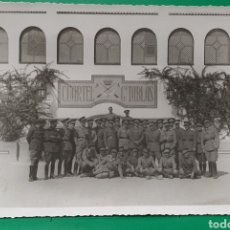 Militaria: CUARTEL DE REGULARES GZ. TABLAS. CEUTA O MELILLA.. Lote 195413580