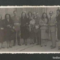 Militaria: ANTIGUA FOTOGRAFIA MILITAR. Lote 195460633