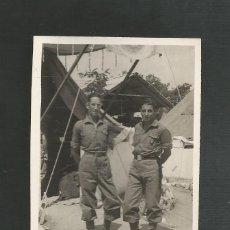 Militaria: FOTOGRAFIA MILITAR. Lote 195526591