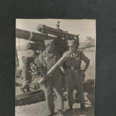 Militaria: ANTIGUA FOTOGRAFIA MILITAR FOTO PEPE. Lote 195526610