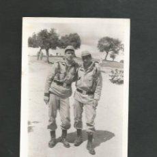 Militaria: ANTIGUA FOTOGRAFIA MILITAR. Lote 195526616
