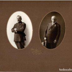 Militaria: GENERAL MIGUEL PRIMO DE RIVERA.- FOTO JOSE GARCIA. 37X31.. Lote 196547033