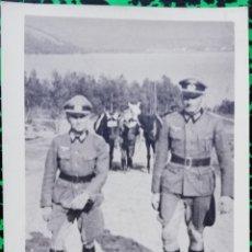 Militaria: DOS MILITARES ALEMANES ( 1939 - 1945) - PJRB. Lote 196547205