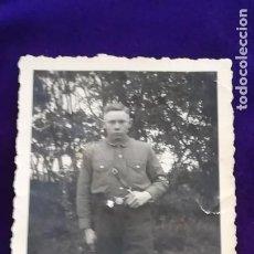 Militaria: FOTOGRAFIA ALEMANA CHICO HJ, JUVENTUDES HITLERIANAS, EPOCA III REICH. Lote 196884393