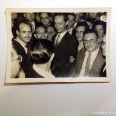 Militaria: ANTIGUA FOTOGRAFIA CARLISMO - CARLOS HUGO DE BORBON Y PALMA. Lote 196966937