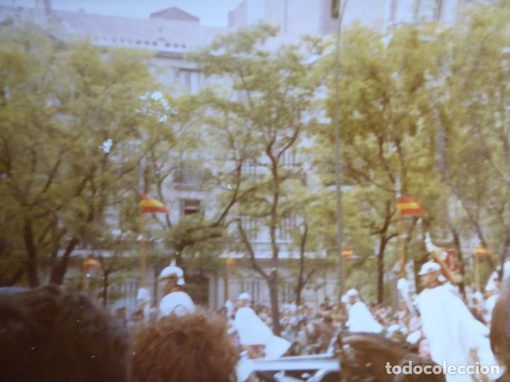 FOTOGRAFÍA GUARDIA DE FRANCO. DESFILE DE LA VICTORIA 1971 (Militar - Fotografía Militar - Otros)