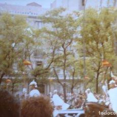 Militaria: FOTOGRAFÍA GUARDIA DE FRANCO. DESFILE DE LA VICTORIA 1971. Lote 196980685