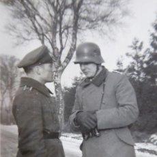 Militaria: FOTOGRAFÍA SOLDADO DEL EJÉRCITO ALEMÁN. SEGUNDA GUERRA MUNDIAL. Lote 196986008