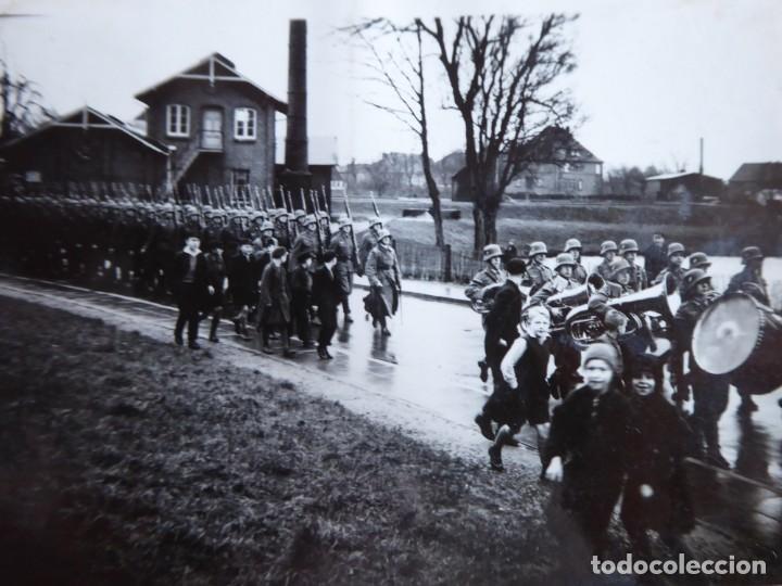 FOTOGRAFÍA SOLDADOS DEL EJÉRCITO ALEMÁN. SEGUNDA GUERRA MUNDIAL (Militar - Fotografía Militar - II Guerra Mundial)