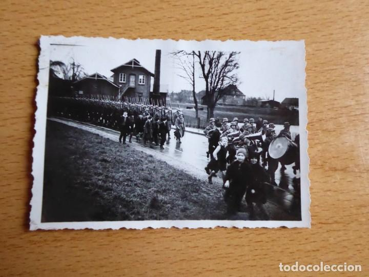 Militaria: Fotografía soldados del ejército alemán. Segunda Guerra Mundial - Foto 2 - 196986360