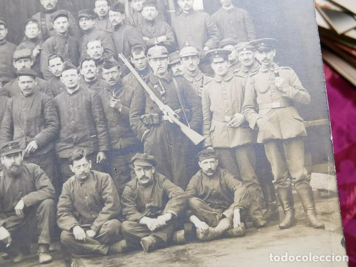 Militaria: FOTOGRAFIA SOLDADOS ALEMANES 1ª GUERRA MUNDIAL -GERMANY - Foto 2 - 197038218