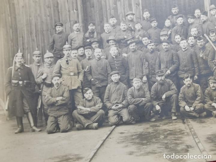 Militaria: FOTOGRAFIA SOLDADOS ALEMANES 1ª GUERRA MUNDIAL -GERMANY - Foto 3 - 197038218