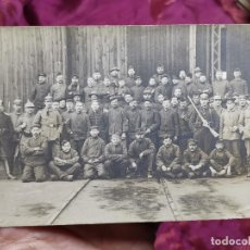 Militaria: FOTOGRAFIA SOLDADOS ALEMANES 1ª GUERRA MUNDIAL -GERMANY. Lote 197038218