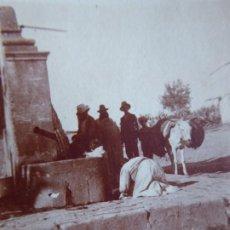 Militaria: FOTOGRAFÍA FUENTE ALGECIRAS 1921.. Lote 197048467