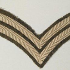 Militaria: WWII PARCHE DE GRADO BRITANICO - AUSTRALIANO. Lote 197065207