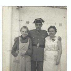 Militaria: GUARDIA CIVIL EN LOS AÑOS 50. Lote 197081602