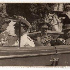 Militaria: BILAUREADO VARELA, LIBERADOR DE EL ALCÁZAR DE TOLEDO. LLEGADA A MELILLA. CON MEDALLAS INDIVIDUALES. Lote 197096003