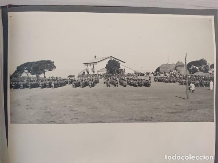 Militaria: GUERRA CIVIL 3 ÁLBUMES FOTOGRAFIAS_ EJÉRCITO ESPAÑOL - Foto 108 - 197097658