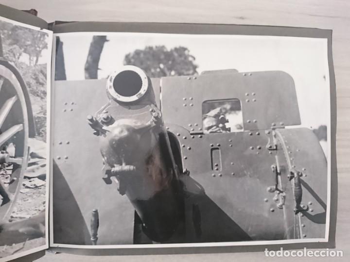 Militaria: GUERRA CIVIL 3 ÁLBUMES FOTOGRAFIAS_ EJÉRCITO ESPAÑOL - Foto 3 - 197097658