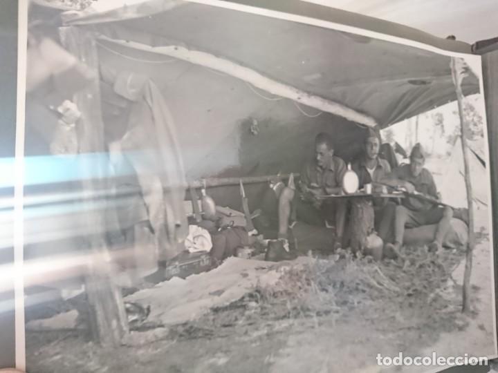 Militaria: GUERRA CIVIL 3 ÁLBUMES FOTOGRAFIAS_ EJÉRCITO ESPAÑOL - Foto 4 - 197097658